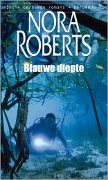 Nora Roberts 6 – Blauwe diepte #harlequin #boeken #noraroberts