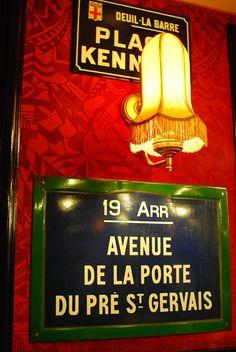 Brasserie Le Clos Bourguignon, Paris
