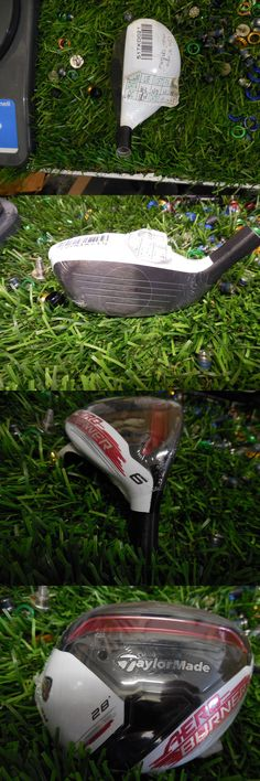 Golf Club Heads 47325: Taylormade Aeroburner Tp Rescue 6/28° Tour Issue Hybrid Head Only -> BUY IT NOW ONLY: $49 on eBay!