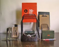Superb Vintage Industrial Office Instant Collection The Secretary