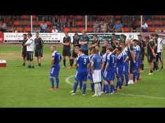 Fußball Stadtmeisterschaft mit dem TuS Gahlen und dem SV Schermbeck - YouTube