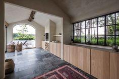 Prachtig huis in landelijke stijl in combinatie met microtopping