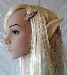 Elf oreilles Latex prosthétique  Cosplay  LARP  Link par CosplayFX