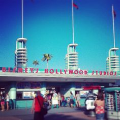 Disney's Hollywood Studios em Lake Buena Vista, FL