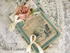 French Laundry: So what do you do with all that vintage wallpaper?