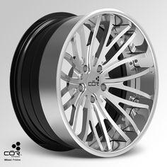 COR Pristine Wheels   Concave Series