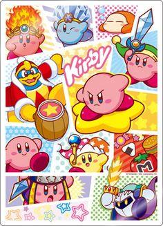 Hoshi no Kirby - Pencil Board: Comic