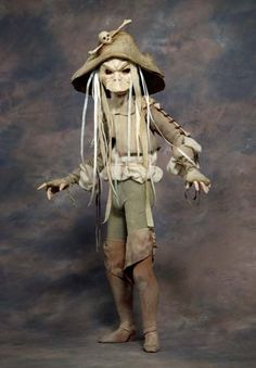 Labyrinth Dancer II by Wendy Froud