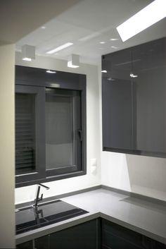 House in Anavyssos by km architecture studio Bathroom Lighting, Flat Screen, Mirror, Studio, Architecture, House, Furniture, Home Decor, Bathroom Light Fittings