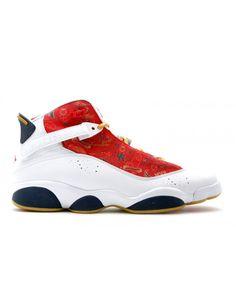 3702783c43293b Jordan 6 Rings White Varsity Red Wheat Midnight Navy 322992 163
