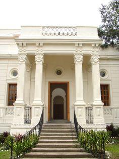 Casa Frisac, Centro historico de Tlalpan