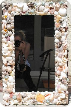 shelled mirror tutorial