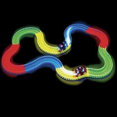 Magic Tracks Glow in the Dark Race Track