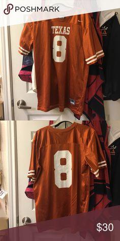 UT Jersey - Youth XL University of Texas fan gear. Football jersey - youth size XL Nike Shirts & Tops