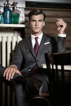 COOL CHIC STYLE to dress italian: DSQUARED2 Menswear classic collection : SPRING SUMMER 2014