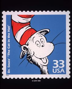 The Cat in the Hat (1957) was illustrated and written by Dr. Seuss (Theodor Seuss Geisel).