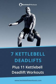 The Kettlebell Deadlift offers the perfect introduction into Kettlebell lifting and is the foundational movement that many of the more famous moves like the Swing and the Clean are built upon. Circuit Kettlebell, Kettlebell Workout Routines, Kettlebell Workouts For Women, Hiit Abs, Kettlebell Deadlift, Kettlebell Challenge, Kettlebell Training, Kettlebell Swings, Kettlebell Benefits