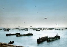 Normandy Landing - Galerie Bilderwelt/Getty Images/Getty Images