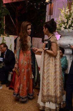 Iqraa Mansha and Misha Lakhani