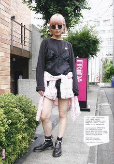 ☪ japan, harajuku street fashion, kyary, jpop, zipper models☆ ♡♡♡♡ people in Harajuku ♡♡♡♡