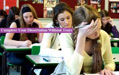 Complete Your Dissertation Without Tears