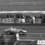 Aintree 200 .. Stirling Moss  Maserati.