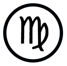 VIRGO - Astrology Patch VIRGO is the sixth sign of the Zodiac. Virgo is a Mutable sign.  Virgo is ruled by the planet Mercury and aligned with the energy of Earth. Virgo Astrology, Astrological Symbols, Zodiac Facts, Lululemon Logo, Mercury, Patches, Earth, Letters, Signs