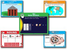 ModernChalkboard: SMART Board Lessons for the Elementary Classroom