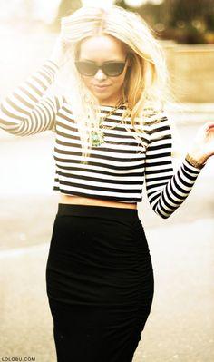 Stripes elegance