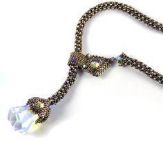 Faline Necklace Beading Kit - Liisa Turunen Designs