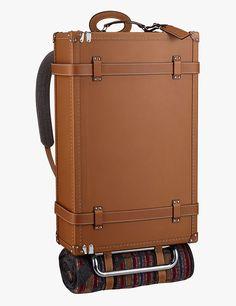 """Louis Vuitton Trunk Backpack"""