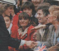 Rome 21 April 1985