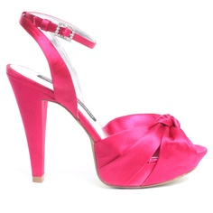 Fuschia Pink Heels Wedding  Tsaa Heel