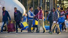 Sweden is now deporting migrants/refugees back to Germany or Denmark if they cannot find their own accommodations, all because IKEA is running very low on beds and mattresses.