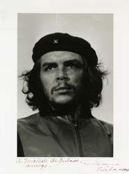 Bonuomo's Collection. Alberto Korda, Guerrillero Heroico (Ernesto Che Guevara), 1960
