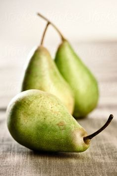 Green Pears by Ina Peters | Stocksy United