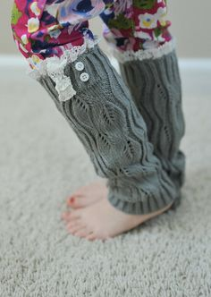 Dottie Couture Boutique - Boot Warmers- Grey (Kids), $20.00 (http://www.dottiecouture.com/boot-warmers-grey-kids/)