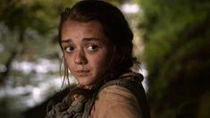 "Arya Stark in ""Game of Thrones"""