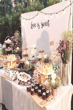 #Dessert #bar #ideas #wirklich #wahrscheinlich Hochzeit ist etwas dass Sie immer geträumt haben muss Um Ihre Hochzeit eines von einer Art und unvergesslich zu machen bereiten etwas Spaß und einzigartig wird eine gute Möglichkeit sein Hochzeit DessertBar ist wirklich ein großartiger Ort Sie loslegen können Was ist nur besser als fantastisch essen wahrscheinlich ist das Essen fantastisches Essen dass die  Lesen Sie weiterbrp classfirstletterOur website has been carefully create for you  Scroll… Dessert Bar Wedding, Wedding Cake Rustic, Wedding Desserts, Summer Desserts, Dessert Bars, Wedding Cakes, Dessert Table Decor, Wedding Table Decorations, Decoration Table