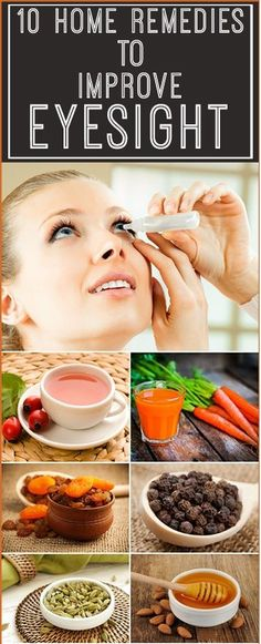 Improve Your Eyesight Naturally | Start eating these 7 foods each day and see your eyesight better