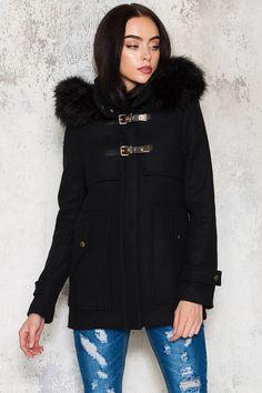 Köp Widow Coat hos D.M. Retro