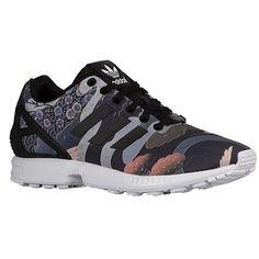 0fa8c8259336 adidas Originals ZX Flux - Women s Gray Nike Shoes