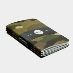 Traditional Camo (3pk) Word. Notebook $9.99