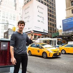 Shawn Mendes NYC