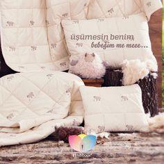 e bebeğim ee ee ee eeee... #masal #bedding #sleep #dream #quilt #warm #littlehibboux