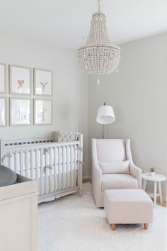 45 Beautiful Baby Girl Nursery Room Ideas – Bedroom Ideas – – Back to School Crafts – Grandcrafter – DIY Christmas Ideas ♥ Homes Decoration Ideas Baby Nursery Decor, Baby Bedroom, Nursery Room, Girl Nursery, Elephant Nursery, Baby Nursery Ideas For Girl, Cream Nursery, Nursery Sets, Nursery Layout
