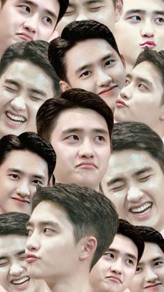 Ah hahah funny ya,ahah😂😁😁😅 Kyungsoo, Kaisoo, Exo Ot12, Exo Chanyeol, D O Exo, Park Shin, Exo Album, Exo Lockscreen, Exo Korean