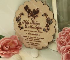 nice Design Inspiration, Invitations, Nice, Desserts, Tailgate Desserts, Deserts, Postres, Save The Date Invitations, Dessert