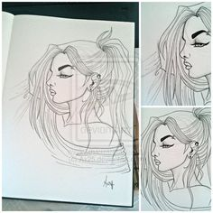 WIP..:+Call my name+:... by Ax25.deviantart.com    Inspired by http://multicolors.tumblr.com/post/28577952392/looking-like-a-cartoon-taken-with-instagram    Still WIP :)