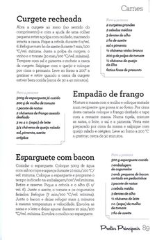234 receitas para robôs de cozinha (2) Cooking, Recipes, Food, Sweet Recipes, White Meat, Illustrated Recipe, Main Course Dishes, Side Dishes, Cook
